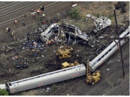 Philadelphia Train Derailment